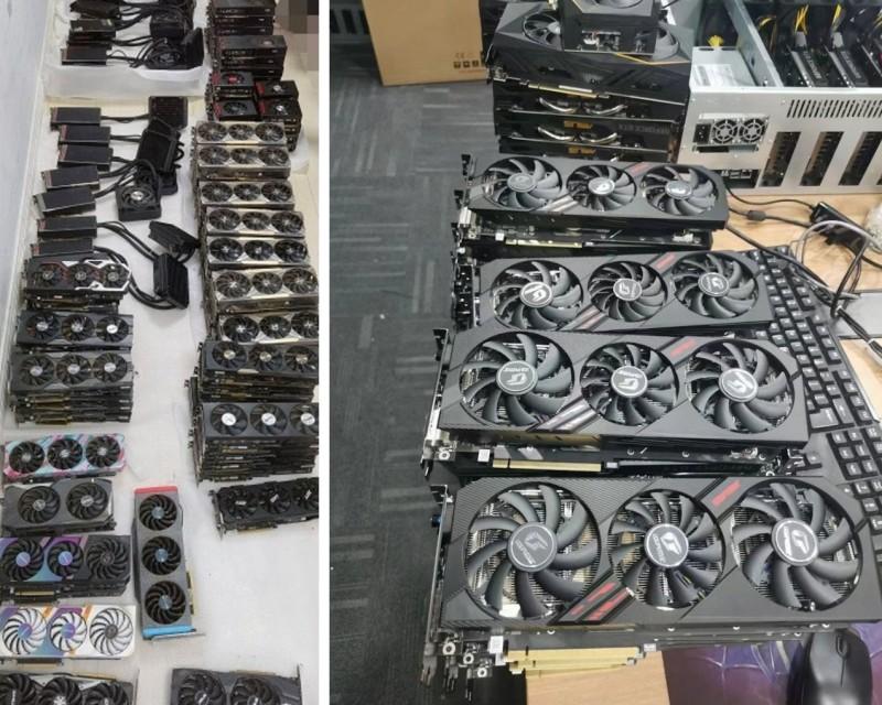 Китайские майнеры лихорадочно распродают GeForce RTX 3060 по $270