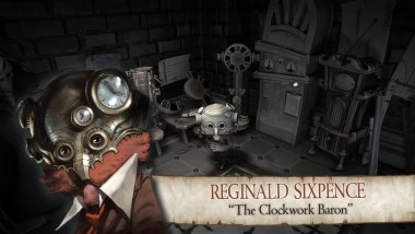 Трейлер The Sexy Brutale - Character: Reginald Sixpence