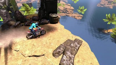 "Trials Fusion ""Welcome to the Abyss"""