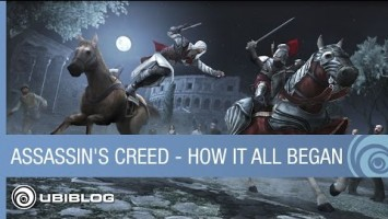 "История Ubisoft: Assassin""s Creed Brotherhood"