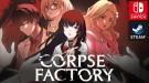 Психологический триллер Corpse Factory анонсировали на Switch и PC, а выпустить его собираются в январе 2022!