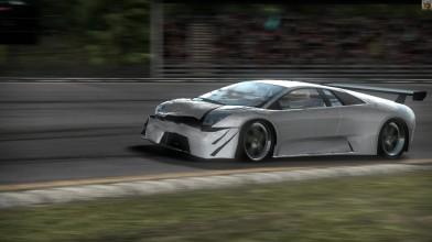 "Need for Speed: Shift ""Автомобильный боулинг Lamborghini Murciélago LP 640"""