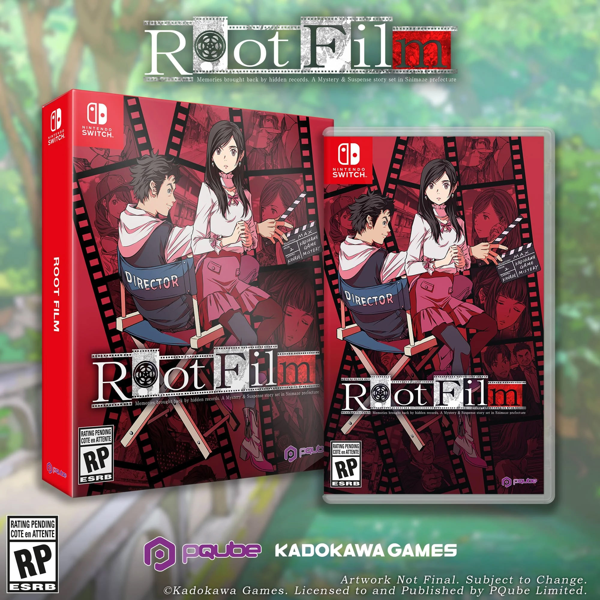 Root Film выйдет на западе в следующем году