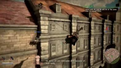 Первые 10 минут геймплея Attack on Titan 2 (IGN)