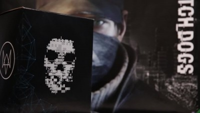 "Watch Dogs ""Распаковка Limited Edition"""