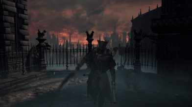 Bloodborne action trailer