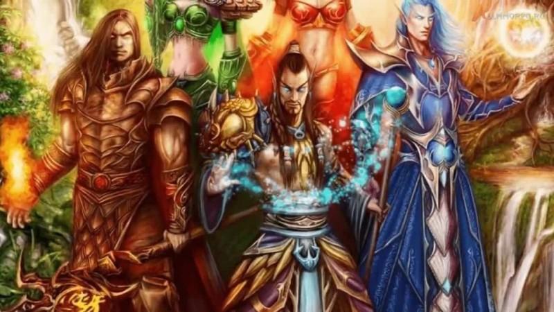 World of Warcraft: Кто такой Галакронд?
