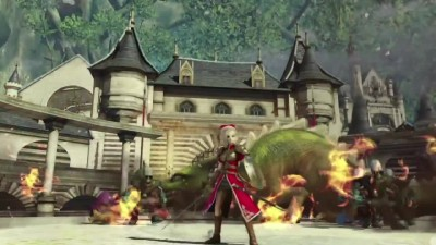 "Dragon Quest Heroes ""Трейлер (PS4)"""