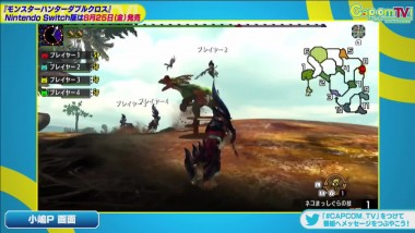 Monster Hunter XX - режим Prowler