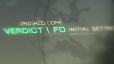 "Armored Core: Verdict Day ""Дебютный трейлер"""