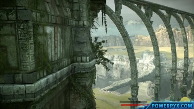 Shadow of the Colossus (PS4) - Получение трофеев Fruit of the Garden и Reach the Gate.