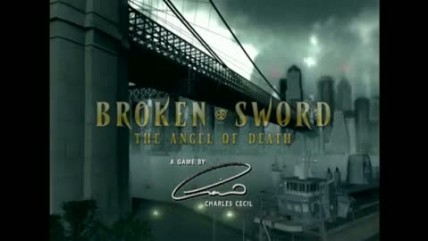 Broken Sword: The Angel of Death #3