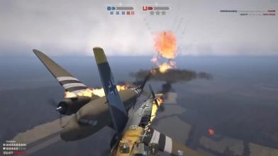 Потрясающие навыки пилота CRAZY Heroes & Generals