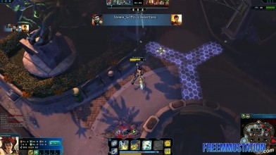 Infinite Crisis (Free MOBA Game) - Первый геймплей