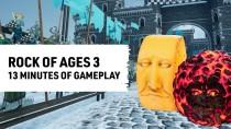 13 минут геймплея Rock of Ages 3 с PAX East 2020