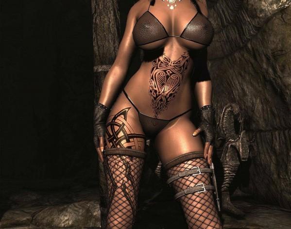 Секс моды для Скайрима  Страница 5