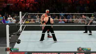 Редчайший Момент в WWE 2K15 universe
