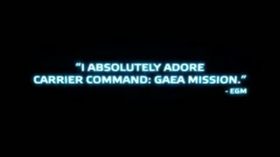 "Carrier Command: Gaea Mission ""Релизный трейлер"""