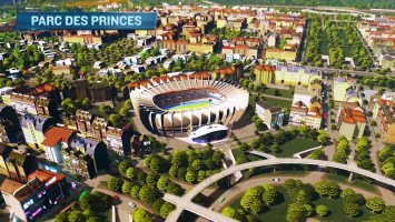 "Cities: Skylines - Дополнение ""Stadiums: European Club Pack"" уже доступно"