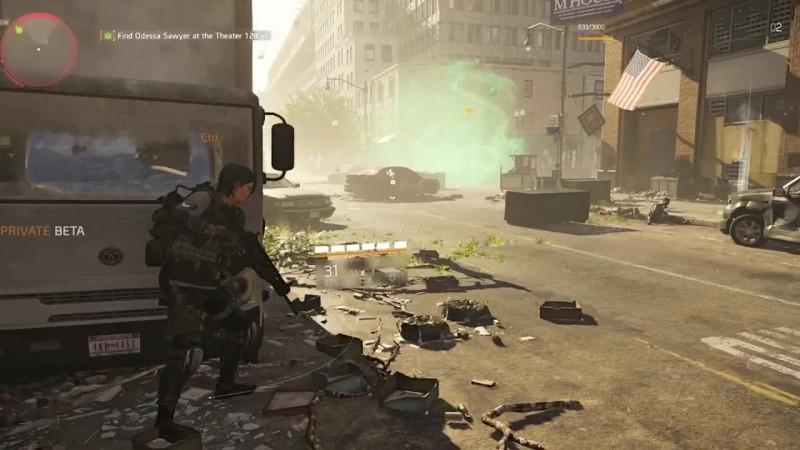 Битва за Вашингтон Tom Clancy's: The Division 2