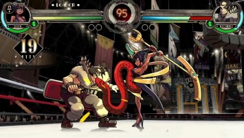 "Skullgirls 2nd encore ""Трейлер"""