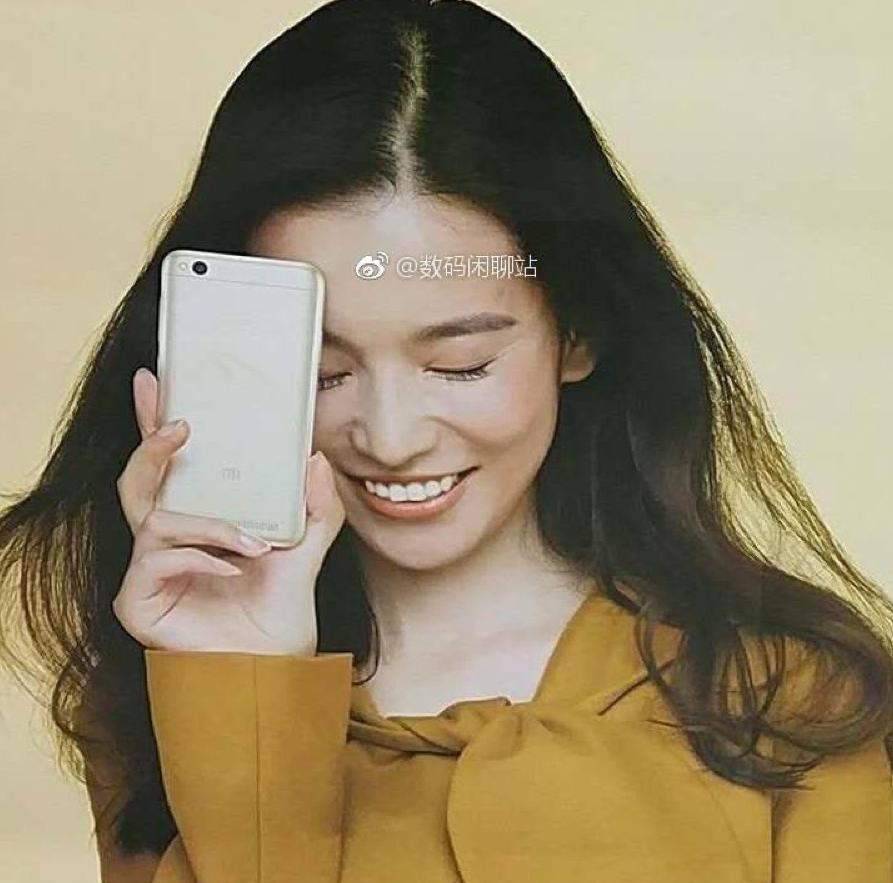 Xiaomi Redmi 5A показали напромо-постере ирендеры Xiaomi Redmi 5