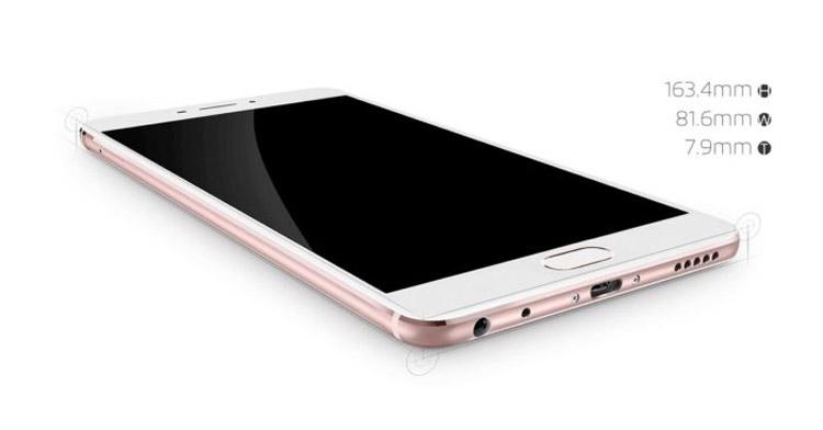Анонсирован смартфон Meizu Max