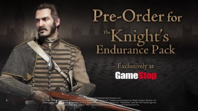 "The Order: 1886 - Новый трейлер ""Join the London Police"""