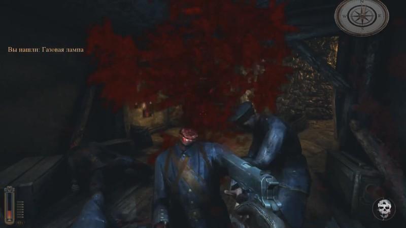 Два удара в молоко стоят того, чтобы на третий увидеть фонтан крови на месте отсечённой лопатою головы (и поощряющую надпись