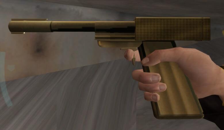 Золотой пистолет (GoldenEye 007)
