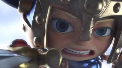"""Fat Princess Adventures """"Официальный трейлер анонса - PS4"""""""