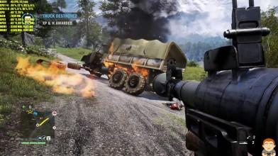 Far Cry 4 Pc 8K Resolution GTX 1080 TI SLI Тест производительности