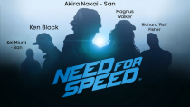 ���������� �������� � ������� Need For Speed 2015