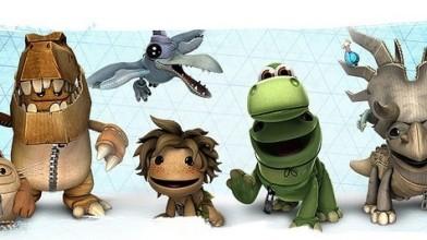 В игре LittleBigPlanet 3 появились динозавры