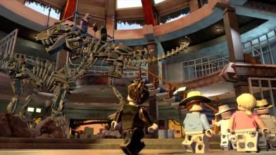 LEGO Jurassic World: Релизный трейлер