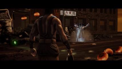 "Mortal Kombat XL ""Мод Raiden MK Legacy \ Классические фаталити (Ссылка на мод в описании)"""