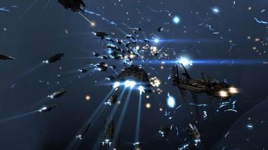 EVE Online - The Imperium уничтожили две цитадели Keppstar принадлежащих PanFam