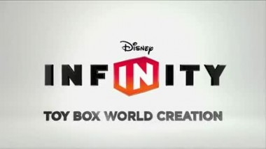 "Disney Infinity ""Toy Box World Creation трейлер"""