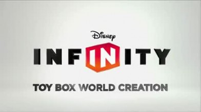 "Disney Infinity ""Toy Box World Creation трейлер"""
