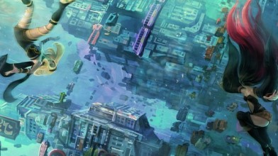 Gravity Daze и Gravity Daze 2 анонсированы для PlayStation 4