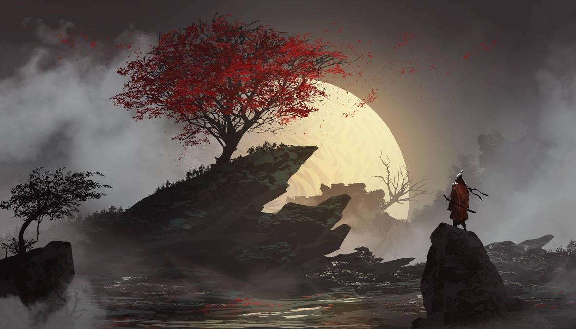 Sekiro: Shadows Die Twice - основные техники главного героя