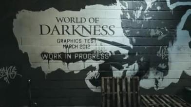 "World of Darkness Online ""Ролик который показывает улицы."""