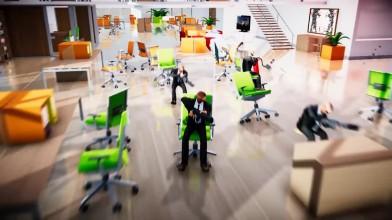 Last Man Sitting - новый трейлер безумной инди-игры про перестрелки на стульях