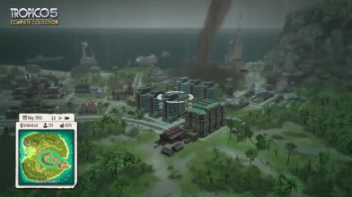 "Tropico 5 ""Трейлер Complete Collection"""