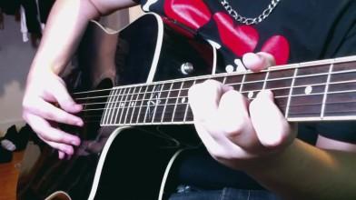 LoZ:OoT Guitar Medley