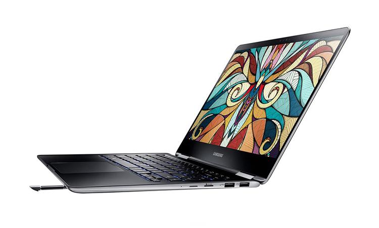 Старшая версия ноутбука Самсунг Notebook 9 Pro получила видеокарту Radeon 540
