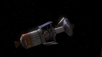"Astronaut Spacewalk ""Тизер-трейлер"""