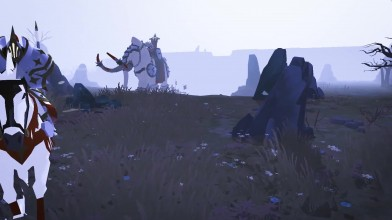 Albion Online - Боевые маунты и артефакты