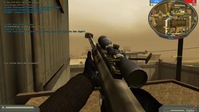 Эволюция Battlefield | BARRETT M95