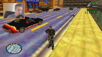 Самая первая версия ГТА 1997 ГОДА !!! Ультра графика GTA 1 !!!